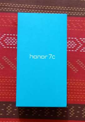 Huawei Honor-7C(Blue Color) with Box.