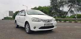 Toyota Etios G, 2012, Diesel