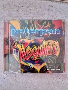 CD PETERPAN ALEXANDERIA ORIGINAL