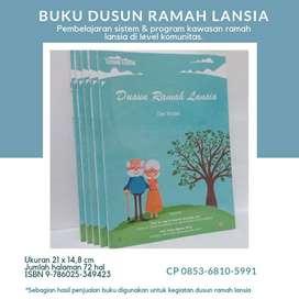 Buku Dusun Ramah Lansia