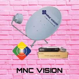 Parabola MNC Vision Lembar Lombok Barat NTB
