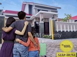 Rumah Baru Siap Huni Jl Godean Sidomoyo