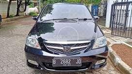Honda City IDSI AT 2008 Hitam Metalik Angsrn Ringan 1,9jutaan
