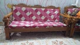Wood Sofa Original good Quality