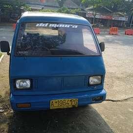 Jual angkot carry 10