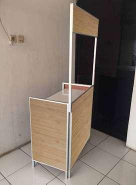 booth Portable Baru Polosan