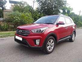 Hyundai Creta 1.6 SX Plus, 2015, Petrol