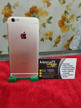 Iphone 6S,( Gold Colour),16gb Internal, Scractless Condition