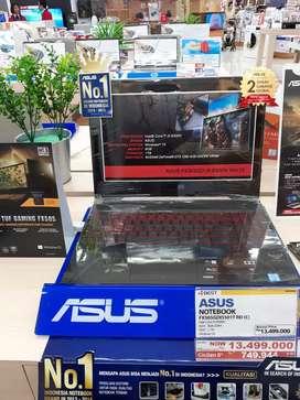 ASUS NoteBook FX505GDI5501T Bisa Cicilan Tanpa Kartu Kredit