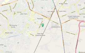 In Quaid-e-Azam Industrial Estate Industrial Land For Sale Sized 2 Kan