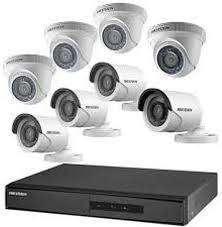 8CH HD CCTV Camera setup installation