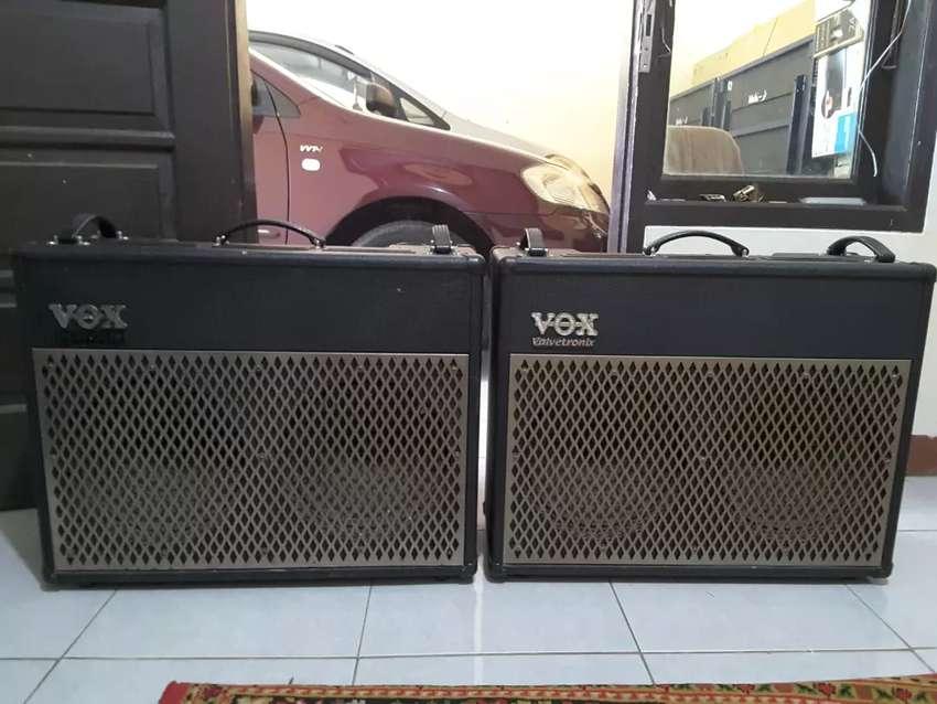 "Ampli Gitar VOX AD100VT Combo 2x12"" 0"
