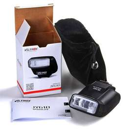 Viltrox JY-610 On-Camera Mini Flash Speedlite Canon Nikon New flash