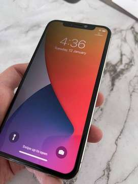 iPhone X (256GB) White available in Good Condition at the best price