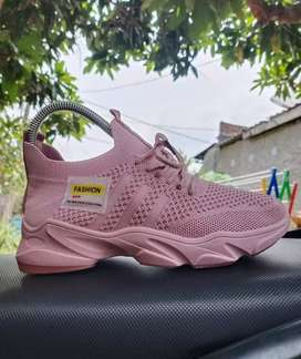 Sepatu Fashion Wanita siap kirim, cod