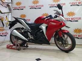 05¶ Siaap Pakaai Gan Honda CBR 250R Build Up th 2011 Merah - Eny Motor