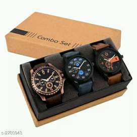 Men's Watch(3 Watch)