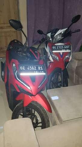 Vario 150 2019 Plat Lampung Barat (Fajar Bulan)