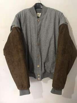 Fear of God Sixth Collection Varsity Jacket