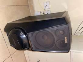 S.A.W SONY SUPER WOOFERS