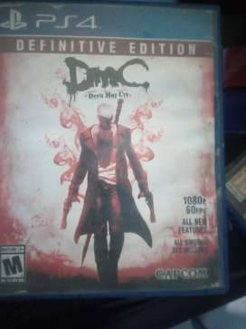 Devil may cry DMC difinitive edition