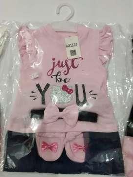 Baju bayi set murce