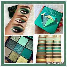 Obsessions 9 Color Eyeshadow Palette EMERALD