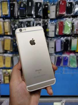 Apple iPhone 6S GOLD 32GB /Exs internasional, mulus total