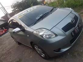 Yaris E tinggal pake 2004 manual