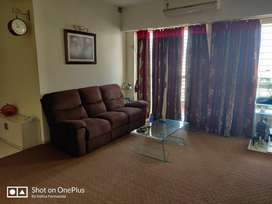2 BHK SEMI FURNSIHED FLAT IN IDEAL COLONY WITH LIFT,  CAR PARKING 25 K