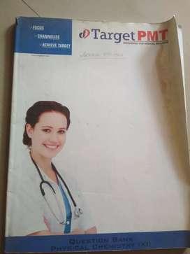 Target PMT questions bank
