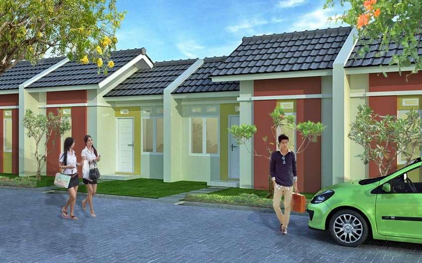 Rumah Subsidi Idaman Dekat Kodam DP Super Ringan Bisa Diangsur Gan 0