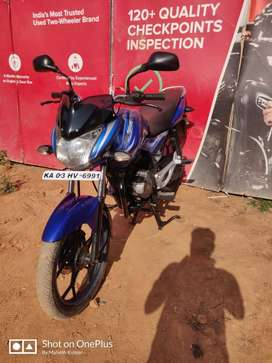 Good Condition Bajaj Discover 125 with Warranty |  6991 Bangalore