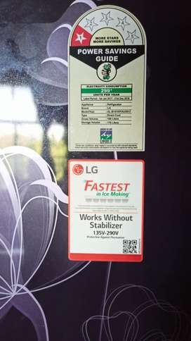 LG 188 L Direct Cool Single Door