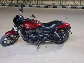 Harley Davidson Street 740