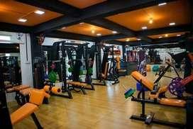 New gym setup heavy duty 3 lakhs to 15 lakhs