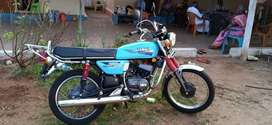 RX 100 good condition new painting