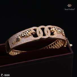 New Gents Diamond Kada Aavel Chhe
