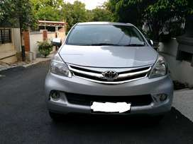 Toyota Avanza all new G 2014