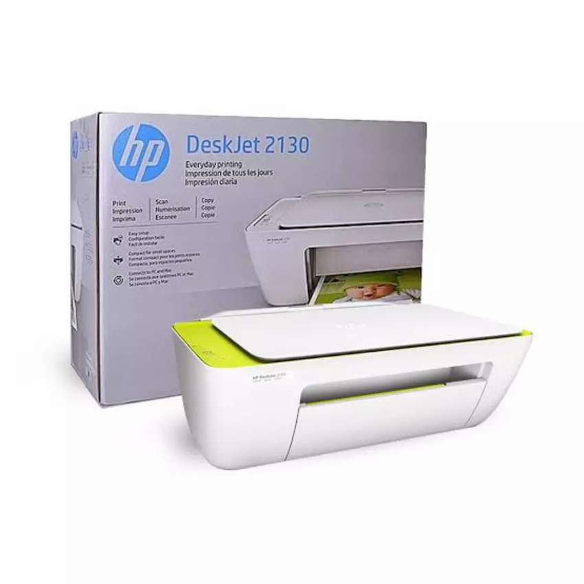 Hp color printer 2130 - 1 year warranty 0