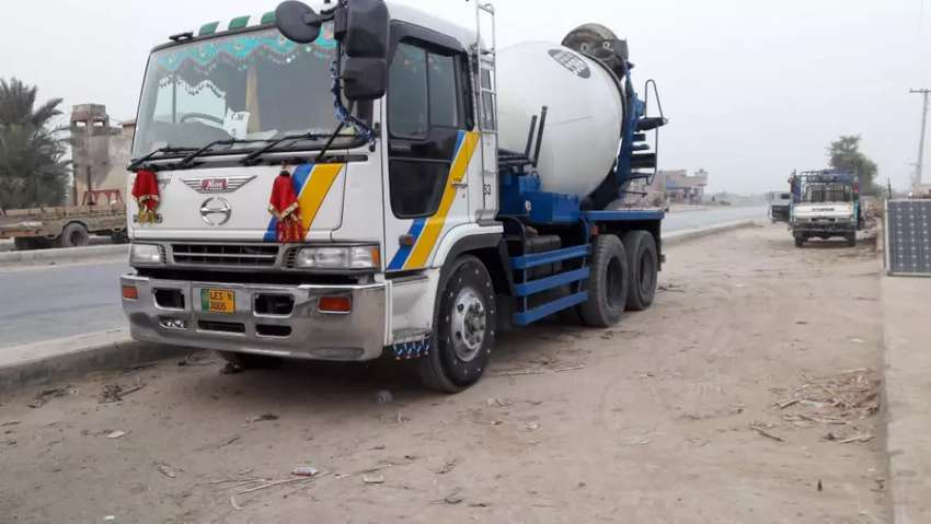 Transit mixer machinery is available for monthly rent 0