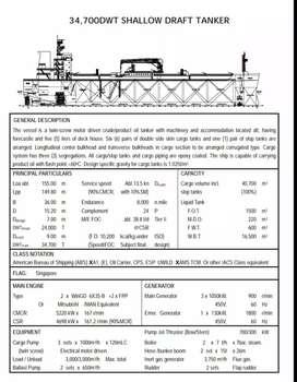 Jual kapal oil tengker 30.000 ton 35.000 ton 50.000 ton