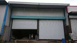 Industrial shed Available for rent