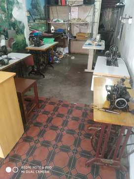 Cutting and tailoring full responsablity