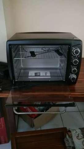 Oven Toaster tdk pernah dipakai