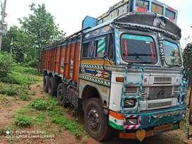 Tata 12wheel truck in good condition