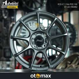 Velg Mobil Advanti MN596 Original Ring 15 MGMU