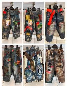 Cuci gudang obral celana anak jeans import makassar motor mobil gowa