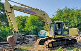 JUAL MURAH Excavator Komatsu PC 200 - 6