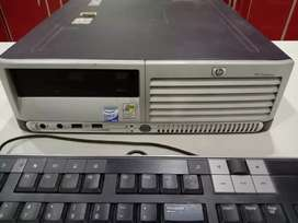 HP Core 2 Duo System